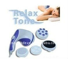 high quality relax tone body massager