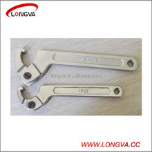 adjustable spanner wrench,pin spanner wrench