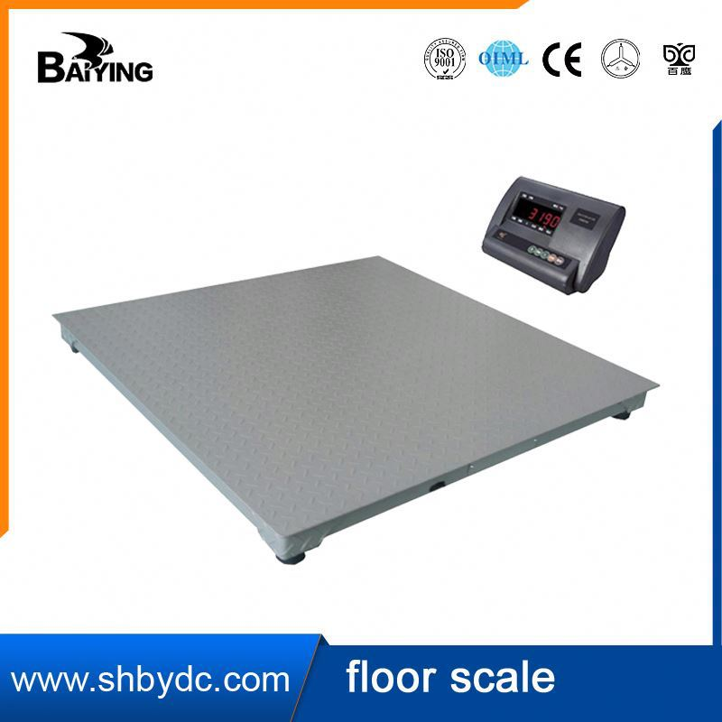 Useful best digital weighbridge 1 ton 2 ton 3ton 4ton 5ton digital floor scale