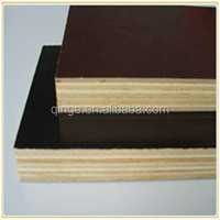 18mm birch melamine film faced plywood construction plywood