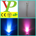 Normal Bright LED 3mm Blue Light LED diodes CE&ROHS