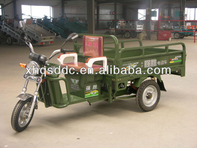 Multifunctional Electro-tricycle DSK set for cargo