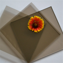 Low Price 4mm 5mm 6mm 8mm 10mm Tinted Bronze Float Glass