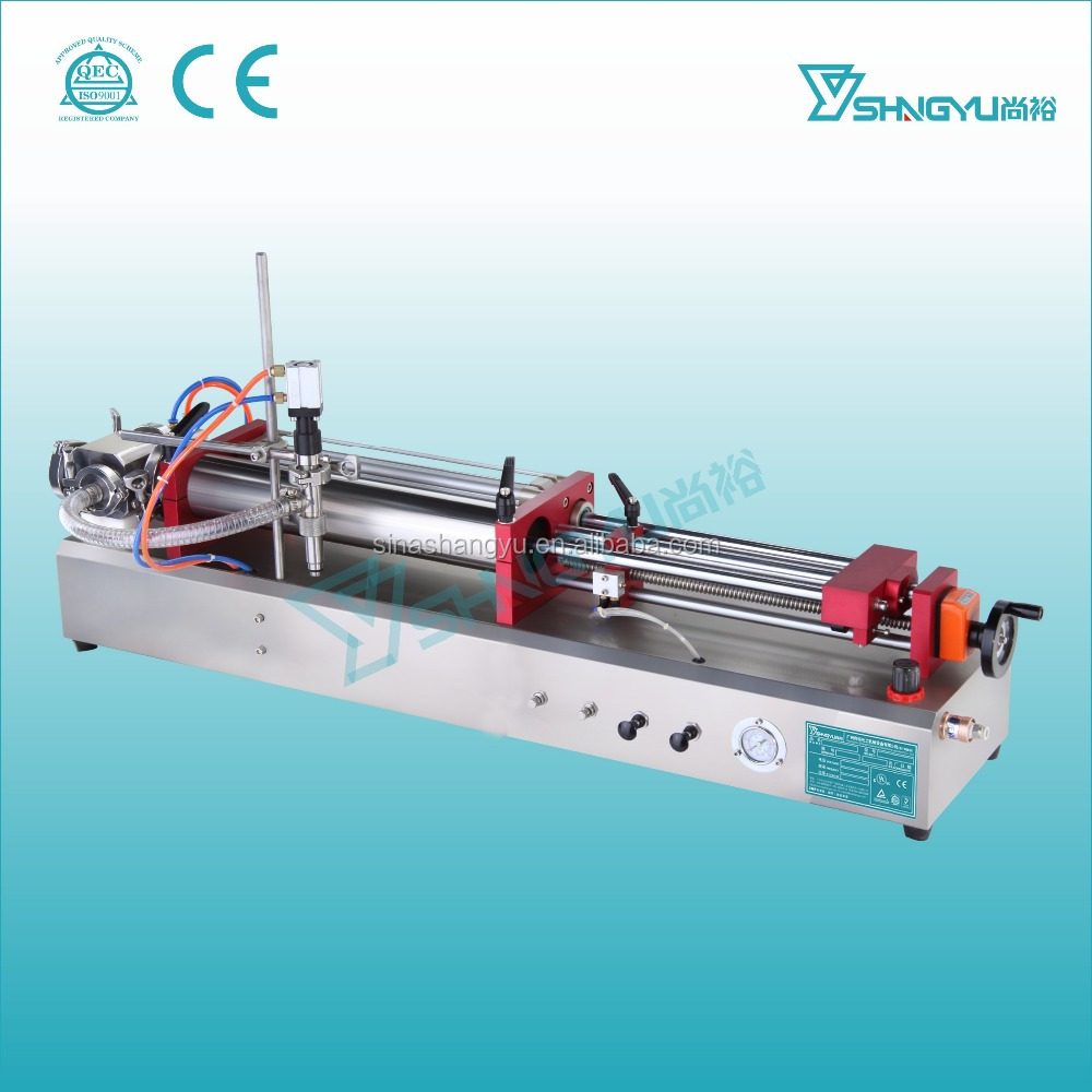 New Digital Control Pump Liquid Filling Machine (3-3000ml) for perfume,oil,water,juice,milk,beverage