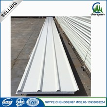 white corrugated steel roofing sheets in Portugal market Price
