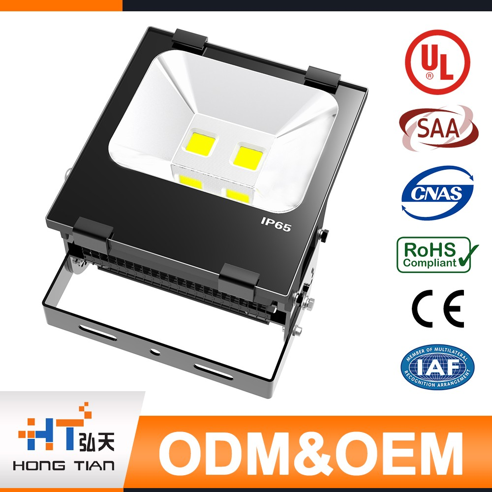 China Top Ten Selling Products 100W Led Flood Light Projectors