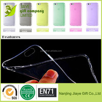 High Quality Soft TPU Cell Phone Case Cover