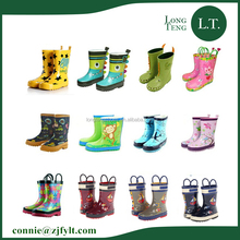 brand kids rain boots wholesale