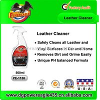 Car Interior Leather Cleaner 500ml