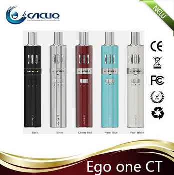 Cacuq Genuine joyetech wholesale eGo ONE CT and ego one VT starter kit with joyetech ego one coil CT-Ti /CT-Ni/CW modes