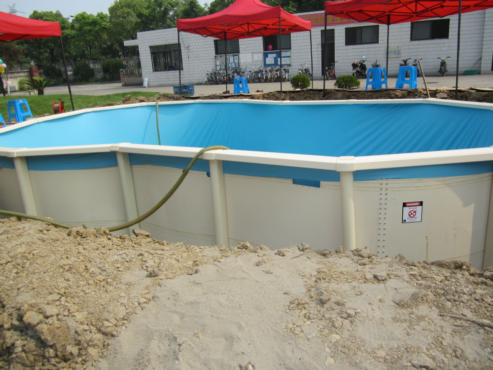 High quality portable swimming pool for sale buy robotic for Swimming pools for sale
