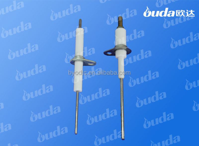ceramic electrode ignitor for gas bbq grill