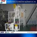 QWJ Graphite Pulverizer Graphite spherical Production Line