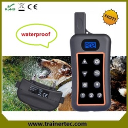 wholesale and online selling best waterproof and rechargeable dog bark control