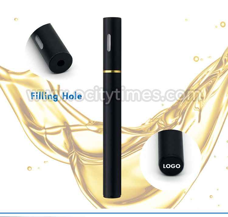 e cigarette wholesale O4 oil pen disposable leakproof electronic cigarette oem manufacturer