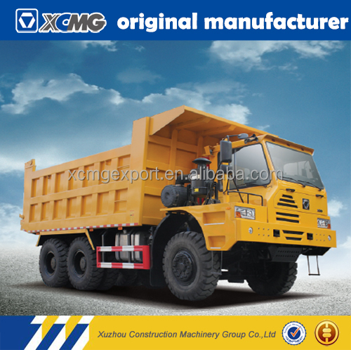 XCMG Official 170ton mini Mining Truck Xde170 (more model for sales)