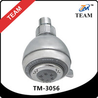 TM-3056 plastic wall mounted small top head shower for bathroom