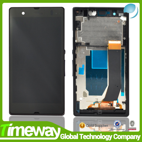 Timeway good quality spare part for sony ericsson mobile phone(frame)