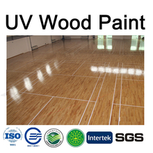 High Glossy Acrylic UV Cured Clear Spray Lacquer Sealer Paint For Wood Furniture