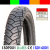 Canada Finely Processed Rubber Motorcycle Tyres MA045 80/100-14,90/90-17