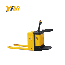2 ton scissor lift electric pallet truck