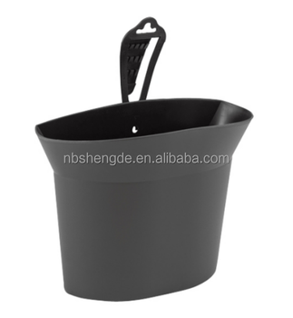 Car Hang Strap Wastebasket