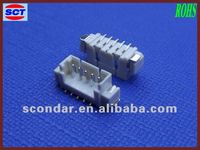 Molex connector 53398 1.25mm SMT vertical wafer 5p connector
