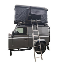 shipshape roof top tent with fox wing awning