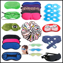 Novelty Promotion Custom Travel Sleeping Eye Mask