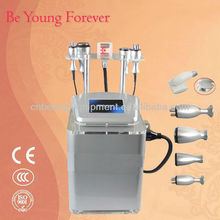 High Quality portable vacuum cavitation Tripolar RF slimming machines home use