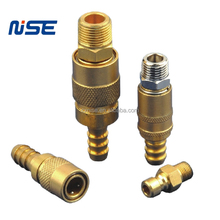 Special brass mold use quick release coupling moldmate series Chinese mould quick coupler