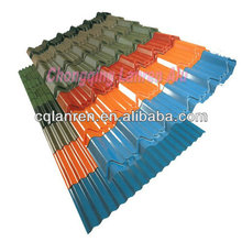 Prepainted gi Corrugated / Embossed Aluminum Roofing Sheet