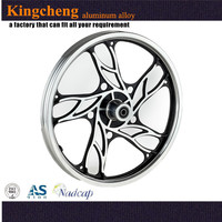 Super quality made from factory OEM processing aluminum bicycle wheel