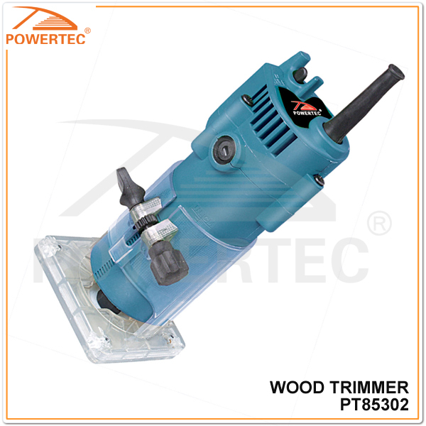 POWERTEC Electric Wood Edge Trimmer 350W 6mm