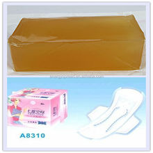 High quality non-toxic spray adhesive for baby diaper machine from China