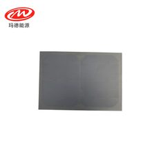 High efficiency and best price Mono 270*215mm 9 W/6V pv solar panel