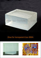 hot melt plastic box glue