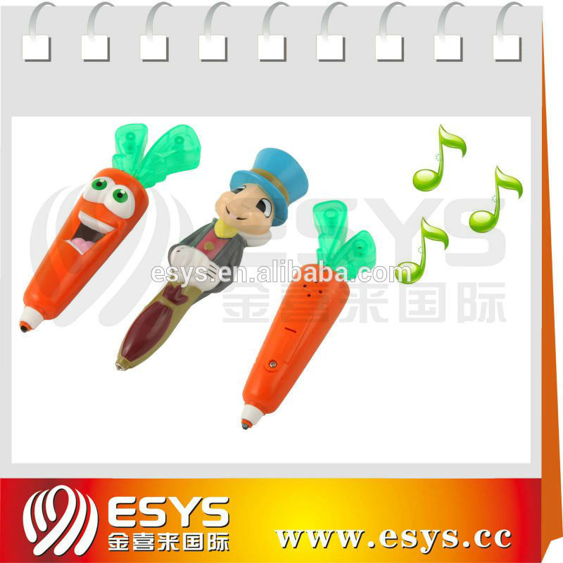 Hot selling educational english speaking reading pen