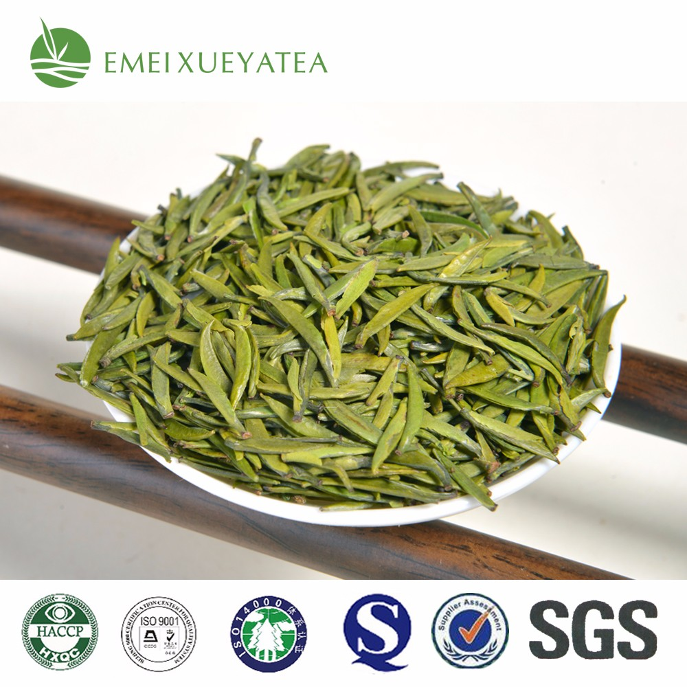 China private label organic green tea diet