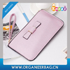 Encai Cute Bowknot Ladies Clutch Bag Women's Zipper Purse Stylish Phone Wallet