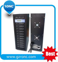 High Quality Original 1 to 11 Targets Port CD DVD Tower Duplicator