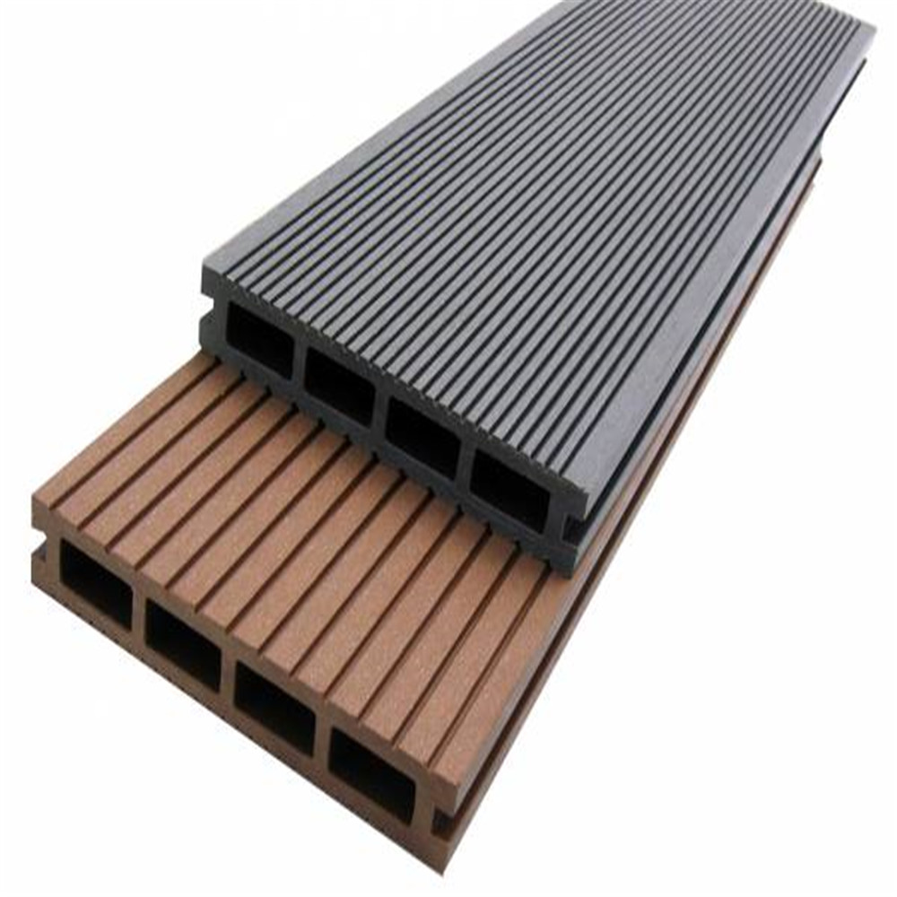 Hot china products outdoor flooring wpc decking hardwood floor store
