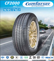 Price of Comforser SUV car tires 2016 top tyre brand