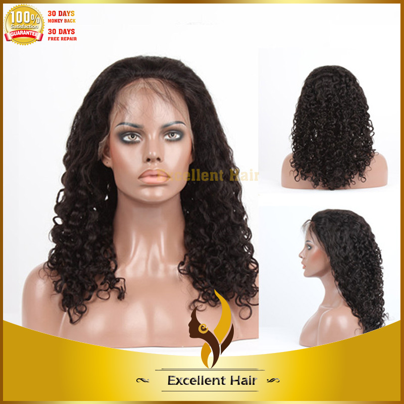 Hot fashion new design full lace small head wig best quality unprocessed virgin human hair adjustable straps small head wig