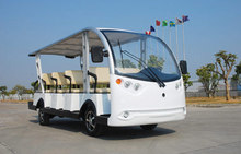 Mini 14 seat electric tourist bus price