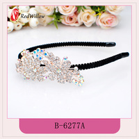 China supplier sex girl lady noble pretty lovely hair accessories