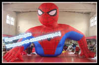 Spider!!! Exhibition Cartoon,Promotional Mascot, Customized Advertising Inflatable Model W10324