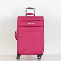 Fabric Light Weight Luggage Sets Durable