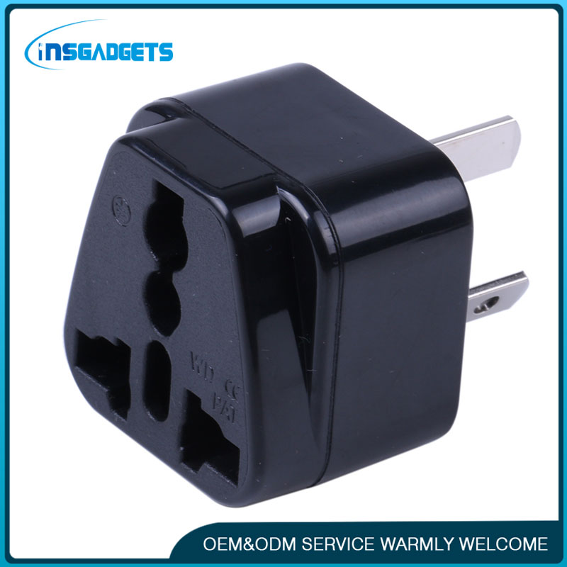 UK to China plug adapter (WD-16)