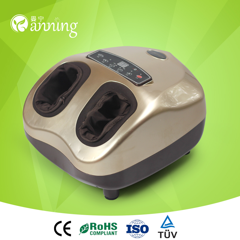 Most popular electrical foot massage machine,improve blood circulation,relief from swelling & clots